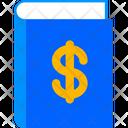 Financial Book Icon