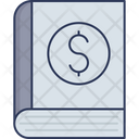 Financial Book Accounting Book Account Book Icon