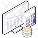 Financial Calculation Icon