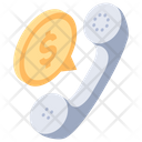 Financial Call Icon