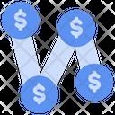 Financial Money Financial Analysis Icon