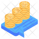 Financial Chat Icon