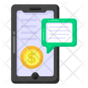 Business Chat Financial Chat Mobile Chat Icon