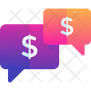 Financial Chat Chat Business Chat Icon