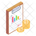 Financial Deal Financial Contract Financial Agreement Icon