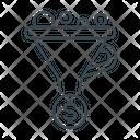 Financial Conversion Icon