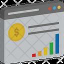 Financial Dashboard Icon