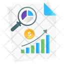 Financial Data Icon