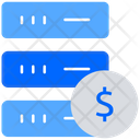 Financial Database Icon