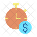 Financial Deadline Icon