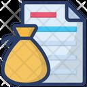 Business Document Document Company Document Icon