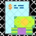 File Money Finance Icon