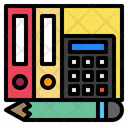 Calculator Accounting Economy Icon