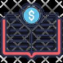 Education Financial Scholarship Icon