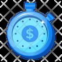 Financial Efficiency Icon