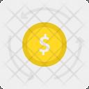 Financial Environment Icon