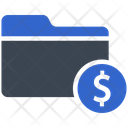 Financial Money Archive Icon