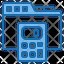 File Calculator Tools Account Icon