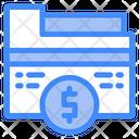 Financial Folder Finance Folder Finance Icon