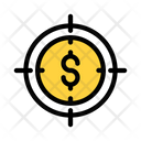 Focus Target Dollar Icon
