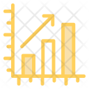Financial graph Icon
