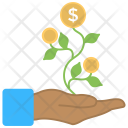 Financial Growth Personal Icon
