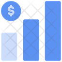 Increase Chart Profit Icon