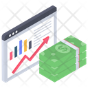 Statistics Analytics Business Chart Icon