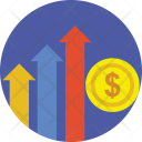 Business Growth Financial Icon