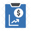 Financial Growth Trading Growth Business Growth Icon