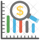 Financial Growth Analysis Icon