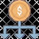 Financial Hierarchy Icon