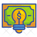 Idea Bulb Think Icon