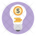 Financial Idea Icon