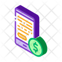 Business Technology Accounting Icon