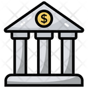 Financial Institute Financial Institution Bank Icon
