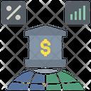 Financial Institute World Bank Information Icon