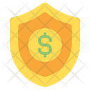 Protection Money Security Money Icon