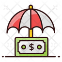 Financial Insurance Business Money Insurance Icon