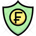 Franc Security Franc Shield Icon
