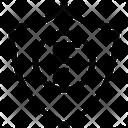 Franc Security Franc Shield Icon
