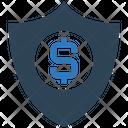 Secure Dollar Dollar Security Dollar Icon
