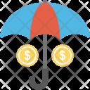 Saving Protection Financial Icon