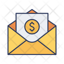 Financial Mail Finance Mail Finance Email Icon