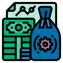 Financial Management Financial Money Icon