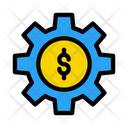 Setting Configure Dollar Icon