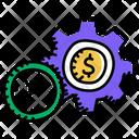 Money Management Financial Management Financial Preferences Icon