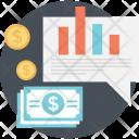 Financial Marketing Icon