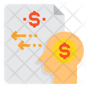 Financial Mind Icon