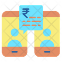 Imobile Business Financial Mobile Chat Financial Chat Icon